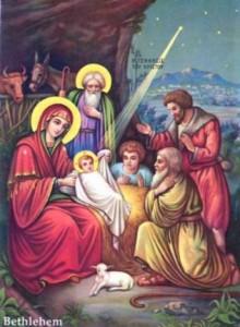 """З Різдвом Христовим, дорогі читачі """"Козацького краю""""!"""
