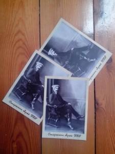 У Луцьку розпочали випуск поштових листівок серії «Героїка Армії Української Народної Республіки»