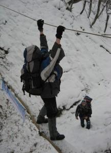"""Скаутський """"Пласт"""" проведе у Холодному Яру """"Снігохід"""" – зимові туристичні змагання з орієнтування"""