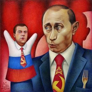 Мєдвєдєв вважає: раз він не розуміє, що відбувається в Україні – значить, для росіян в Україні є загроза