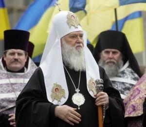 Патріарх УПЦ КП Філарет: З Божою допомогою розділенню Церкви слід покласти край