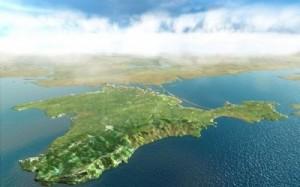 В.о.Президента України заявив про спробу Росії анексувати Крим