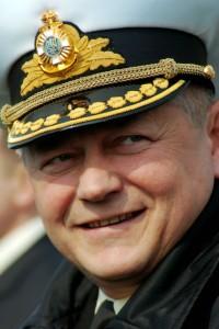 В.о. міністра оборони рапортує: під час спроби проникнення на територію військової частини українські морські піхотинці піймали чужого вояку