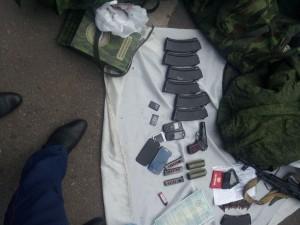 На межі Херсонщини й Криму знову піймали військового розвідника РФ