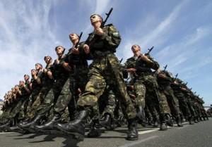 Армія України приводиться у повну боєготовність
