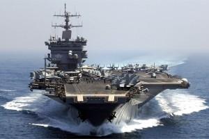 Парубій фактично підтвердив: надпотужний авіаносець ВМС США наближається до Чорного моря…