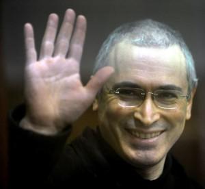 """Ходорковський на Майдані в Києві: """"Я хочу, щоб ви знали – є зовсім інша Росія… Борітеся – поборете, вам Бог помагає!"""""""