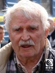 Ветеран УПА, росіянин Володимир Чермошенцев переїхав з Криму до Тернополя