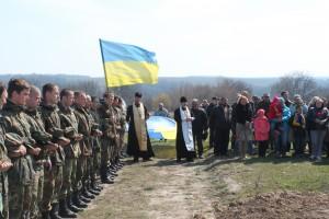 На Черкащині полеглих за Волю вшанували ті, хто готовий боротися за Волю і далі…