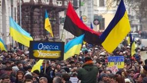 Одеса у лещатах путінських агресорів та із сепаратистами в місті