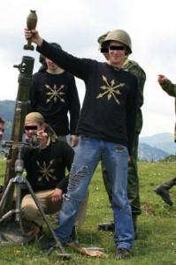 СБУ затримала в Києві громадянина Російської Федерації, який готував збройне захоплення урядових установ