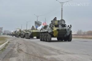 Міністерство оборони: Українські війська проводять маневри, Крим тут ні при чім…