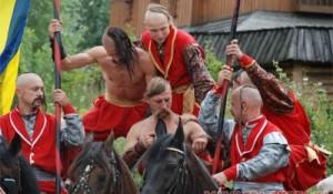 """Кримські татари, козаки й грузини влаштували """"Козацький розгардіяш"""""""