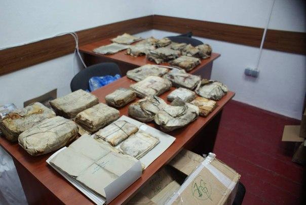 65 років під землею: історики відновлюють архів Служби безпеки ОУН