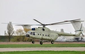 На озброєння ЗС України прийнято десантно-транспортний вертоліт Мі-8МСБ-В