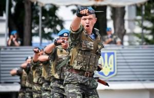 В Артемівську на Донеччині відбито напад сепаратистів на військову частину