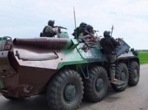 Розгром сепаратистських блок-постів у Слов'янську змусив росіян засуєтитися з погрозами на кордонах України