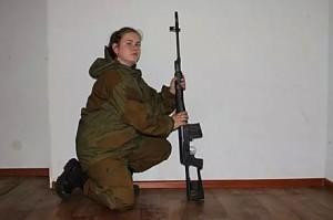 Росіянка-снайпер, піймана у Миколаєві, зізналася у пораненні мінімум трьох українців