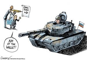 Лех Валенса: Путін має відповісти за Крим – в Гаазі!