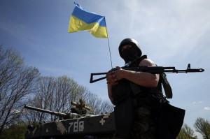 Під Краматорськом і Слов'янськом знищені бази сепаратистів