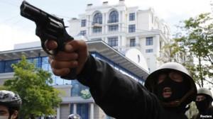 Табір сепаратистів у Одесі повністю знищено – після їхнього нападу на проукраїнський марш