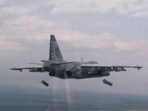 Натхненна вдалими виборами Президента, українська авіація нанесла ракетно-бомбовий удар по навчальній базі терористів
