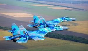 Військово-повітряні сили України проводять безпрецедентні для країни бойові навчання