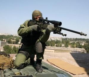 """Непроханих """"гостей"""" на кордоні України відстрілюватимуть снайпери"""