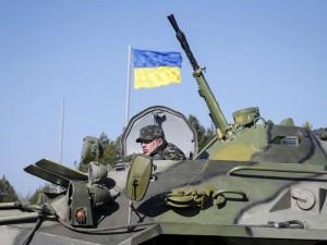 У Слов'янську війська АТО розпочали активну фазу операції проти терористів