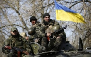 У бою на Луганщині знищено й поранено три десятки бойовиків-сепаратистів