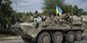 Протягом однієї доби на Донбасі знищено 300 бойовиків-сепаратистів
