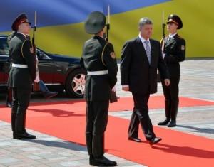 Новообраний Президент присягнув на вірність Україні