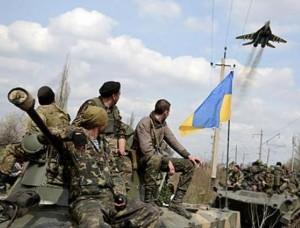 На Луганщині знищено дві бази бойовиків і ворожу техніку