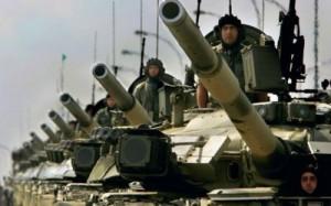 """Президент – сепаратистам: """"У нас достатньо і сил, і волі для вирішального удару!"""""""