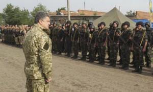 Президент звернувся до нації з приводу звільнення Слов'янська