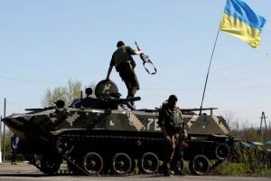 З південно-східної частини Луганська вибито проросійських бойовиків