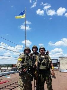 Миколаївка, Семенівка, Краматорськ та Слов'янськ повертаються до звичайного життя