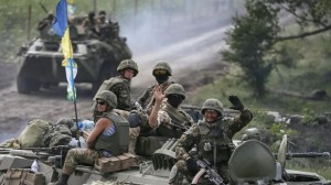 """""""Айдар"""" і СБУ знищили лісовий табір бойовиків на Луганщині"""