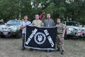 """""""Козацький край"""" розпочинає спецпроект """"Батальйони Волі"""""""