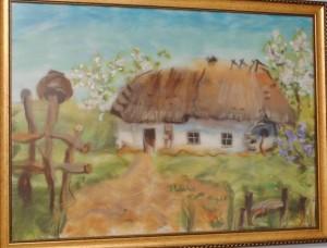Ше.Fest розпочинає благодійний аукціон картин на підтримку військових