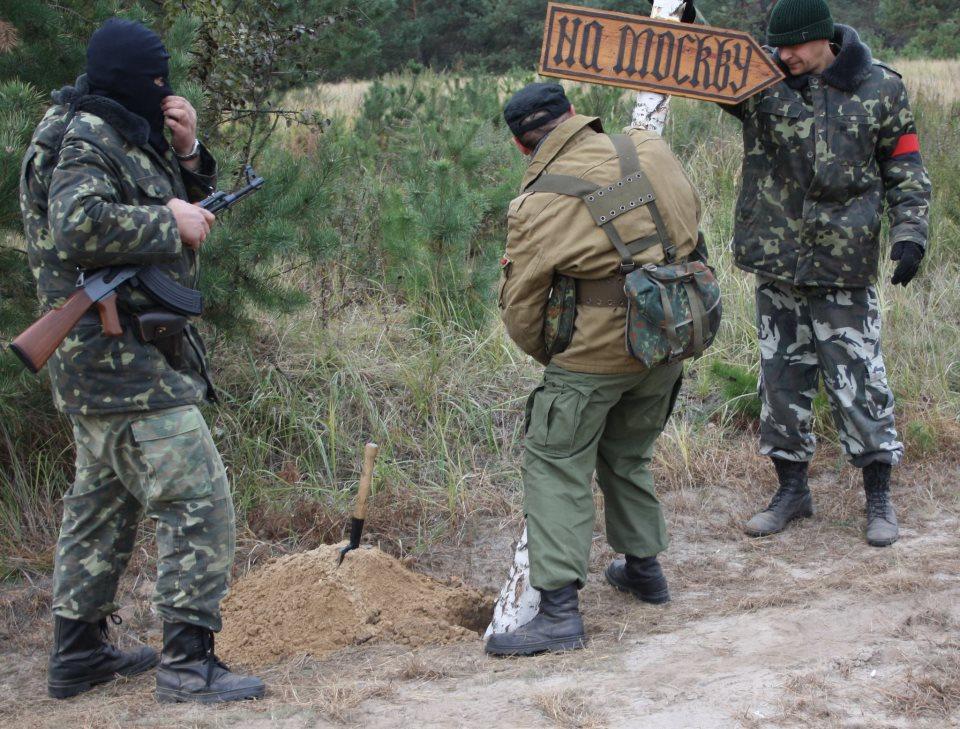 Командир УНСО обіцяє: якщо Росія продовжить вторгнення, для неї буде краще, якщо війна закінчиться українським, а не китайським парадом у Москві