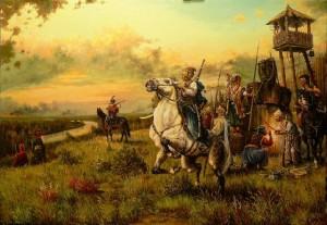У старі часи «Айдаром» називали козацьку зачіску і луганську річку, а тепер – ще й батальйон, у якому воюють козаки з Черкащини…