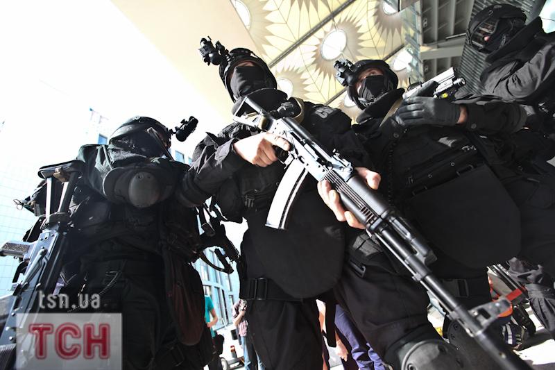 СБУ провела серію арештів – причому навіть на територіях, контрольованих бойовиками