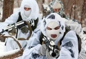 Возле Луганского гольфклуба погибли 42 российских спецназовца