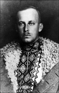 10 лютого – 120 років від дня народження Вільгельма Габсбурга з імператорської родини Австрії, який став Bасилем Вишиваним і вірним сином українського народу…