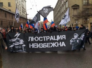У Росії пройшли потужні Марші на честь загиблого антипутінського діяча Бориса Нємцова