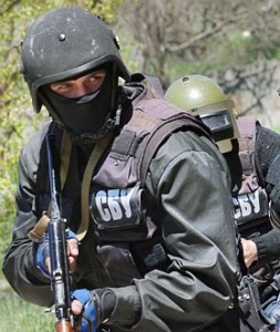 СБУ виявила сховища зброї терористів у Маріуполі та Лисичанську
