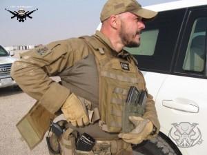 «Кузьмич» з Черкас став легендою українського спецназу