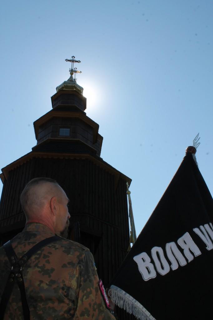 Патріарх Філарет освятив храм Петра Калнишевського у Холодному Яру (фоторепортаж)