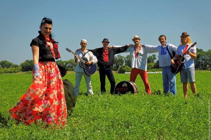 """Гурт """"Вертеп"""" подорожує Україною з піснями нового альбому """"Мамай. Гайдамацькі пісні"""""""